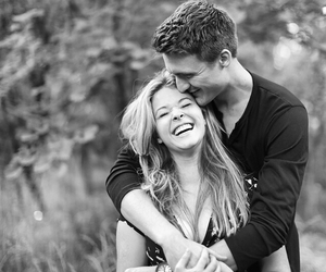 couple, love, and sasha pieterse image