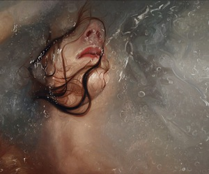 Alyssa Monks, art, and painting image