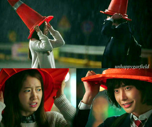 funny, park shin hye, and pinocchio image
