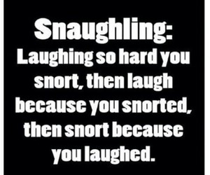 laughing snort funny image