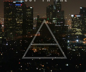 city of angels, 30 seconds to mars, and city image