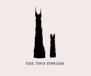 lord of the rings, LOTR, and the two towers image