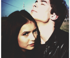 beautiful, delena, and tvd season 6 image