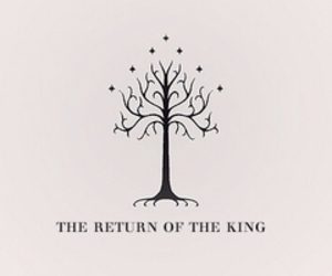 LOTR, lord of the rings, and the return of the king image