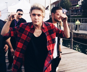 niall horan, one direction, and liam payne image
