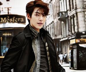 kim woo bin, korean, and model image