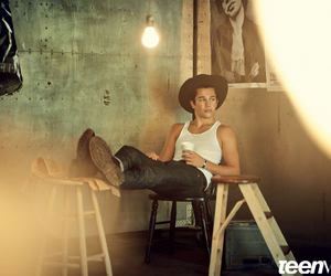 austin mahone, Austin, and Teen Vogue image