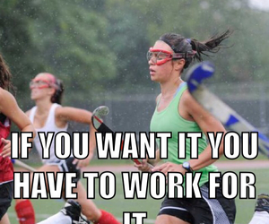 success, want it, and field hockey image