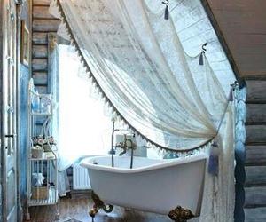 bathroom, bath, and interior image