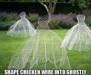 Halloween, ghost, and diy image