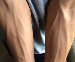 muscles, veiny arms, and muscular image