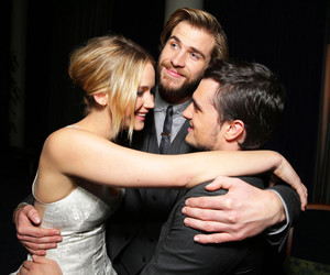 hh, gale, and Jennifer Lawrence image