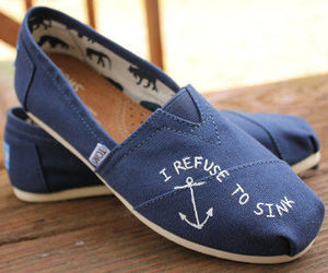 toms, shoes, and anchor image