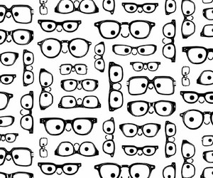 glasses, background, and wallpaper image