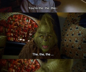funny, girl, and grinch image