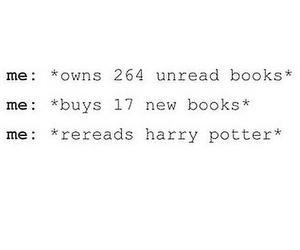 books, funny, and harrypotter image