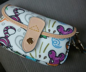 disney, mickey mouse, and purse image