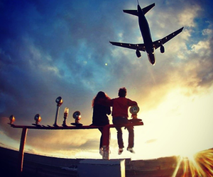 love and travel image