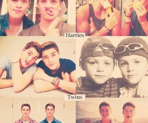 harries, twins, and jack image