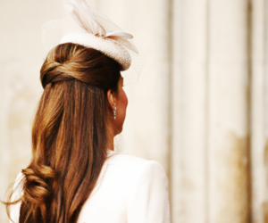 hair and kate middleton image
