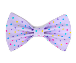 bow, lolita, and dots image