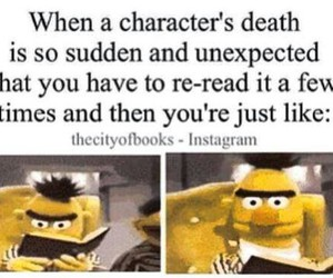 authors, funny, and sesame street image