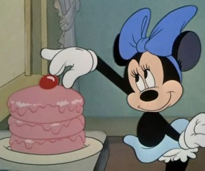 disney, cute, and minnie mouse image
