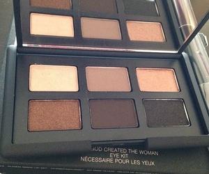make up, beauty, and makeup image