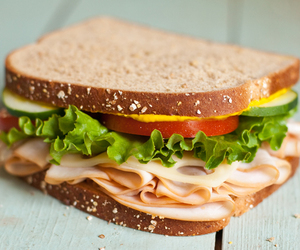 bread, healthy, and food image