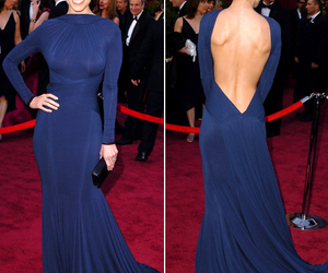 2005, backless, and dress image