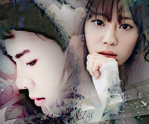 jackson, youngji, and love image