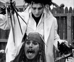 johnny depp, jack sparrow, and funny image