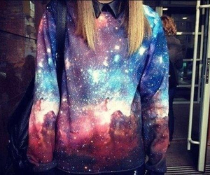 fashion, galaxy, and style image