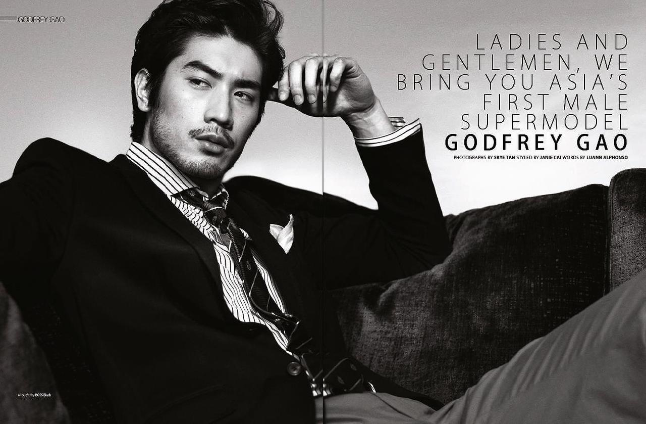GODFREY+GAO+SUIT -