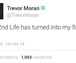 youtuber, trevor moran, and first life image