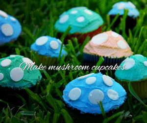 before i die, cupcakes, and grass image