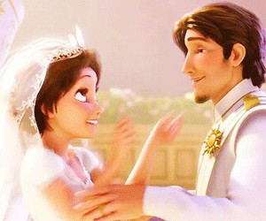 tangled, rapunzel, and love image
