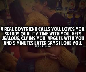 boyfriend, claim, and call image
