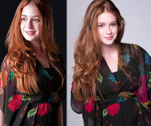 brasil, red, and red hair image