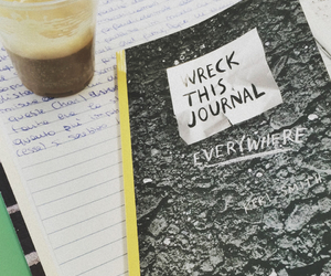 creativity, keri smith, and wreck this journal image