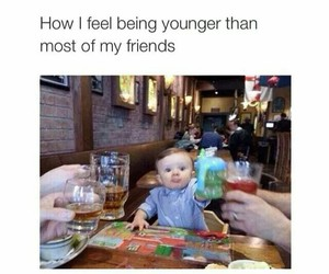funny and baby image