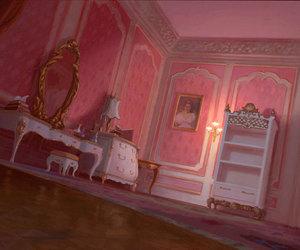 disney, pink, and princess and the frog image