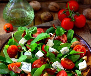 cheese, healthy, and olive image