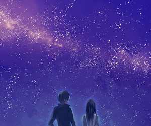 sky and noragami image