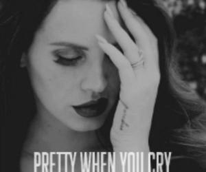 lana del rey, black and white, and hipster image