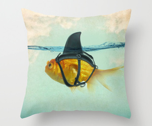 art and throw pillow image