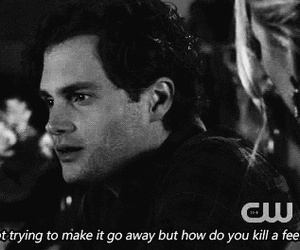 gossip girl, quotes, and feelings image