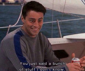 friends, Joey, and f.r.i.e.n.d.s image