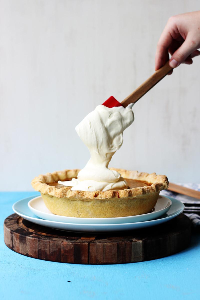 dessert, tart, and food image