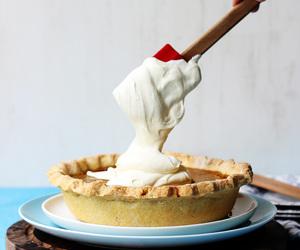 dessert, food, and pie image